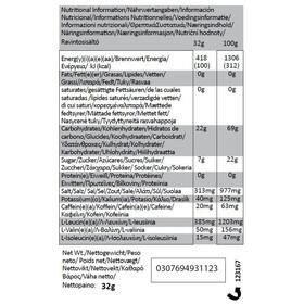 GU Energy Gel Kombipaket Salted Caramel Vorratsbeutel 480g + Gel 3 x 32g + Flask